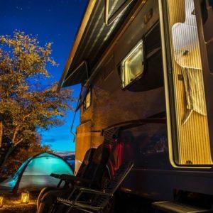 Natur-Camping, wie ihr es euch vorstellt