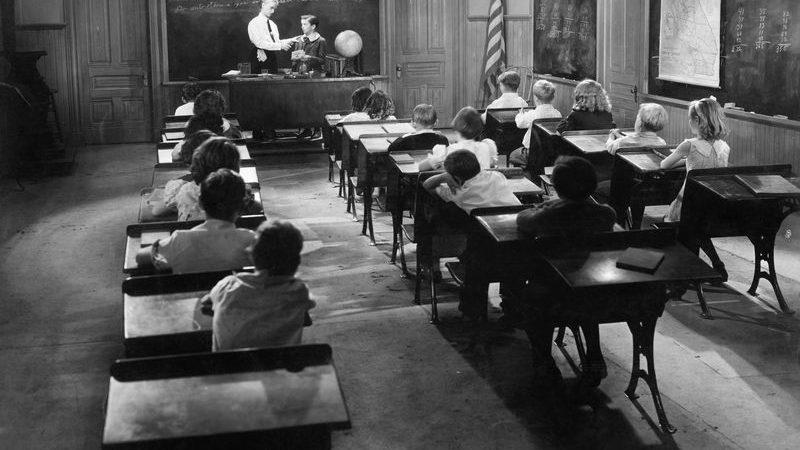 Unsere Kinder haben ein eigenes Klassenzimmer